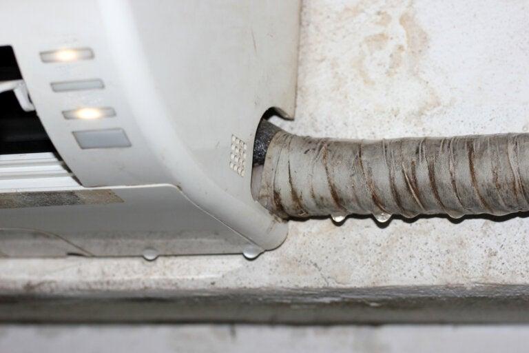 ¿Cómo aprovechar el agua del aire acondicionado?