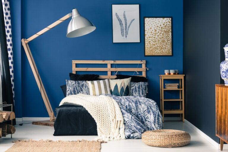¿Cómo afecta el color de las paredes en nuestra hora de dormir?