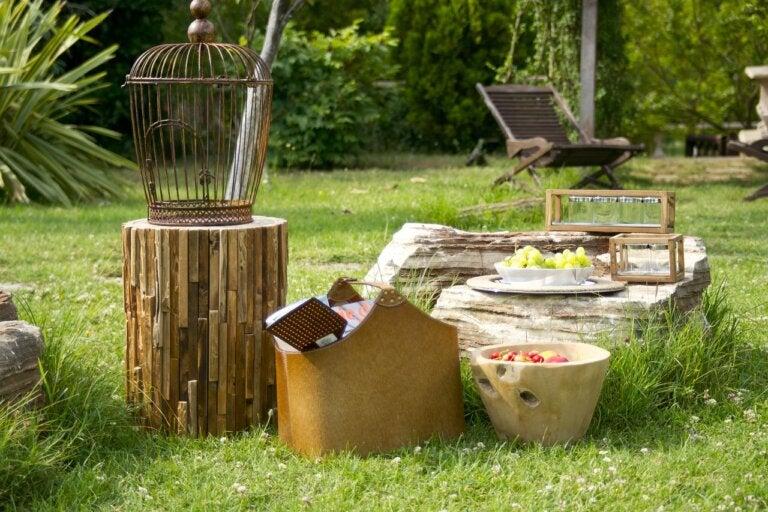 10 elementos que no pueden faltar en tu jardín
