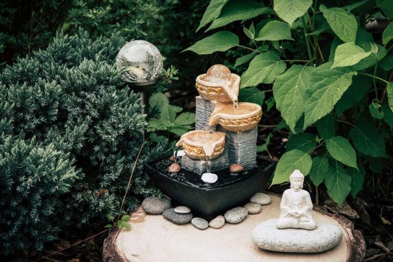 Jardín zen: ¿cuáles son sus beneficios y cómo crear uno?