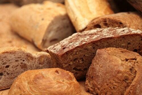 Receta de pan sin trigo