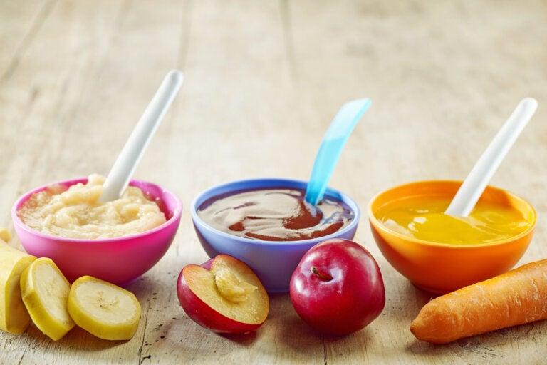 5 herramientas necesarias para preparar y conservar la comida para bebé casera