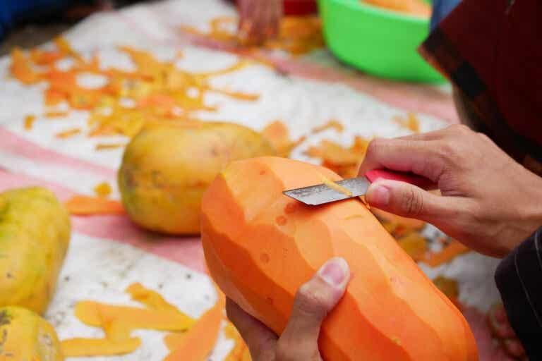 Deliciosa receta de bizcocho de papaya