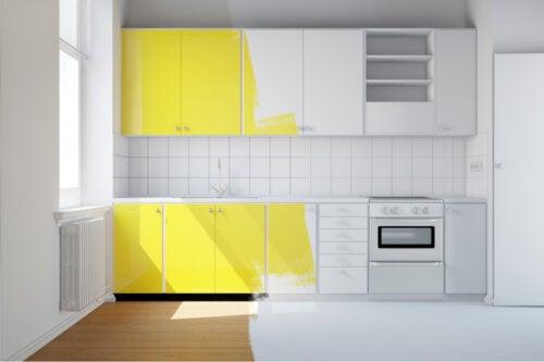 ¿Cómo elegir los colores para pintar la cocina?
