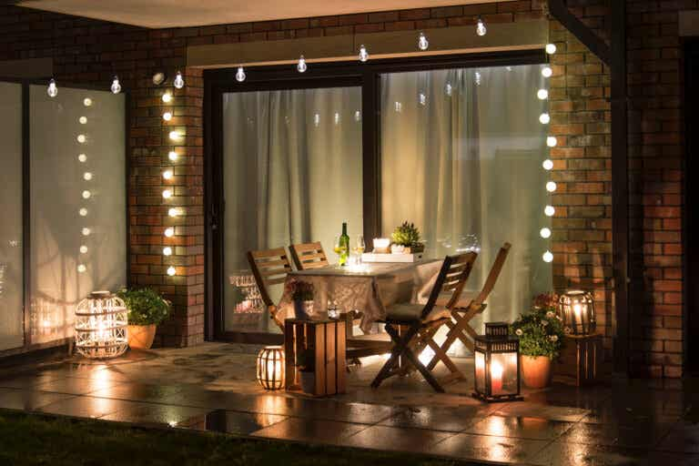 7 consejos para la iluminación de las terrazas