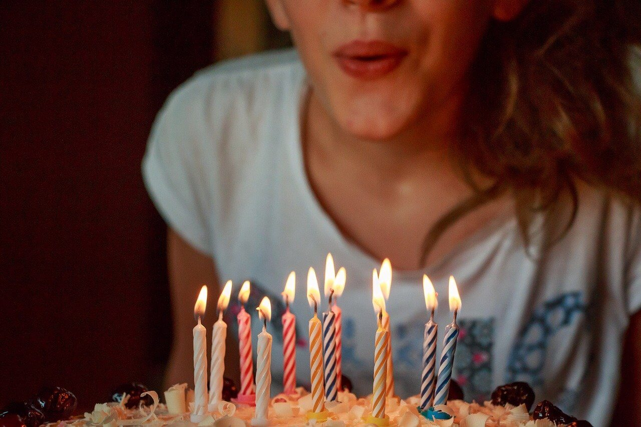 El cumpleaños es un ritual.