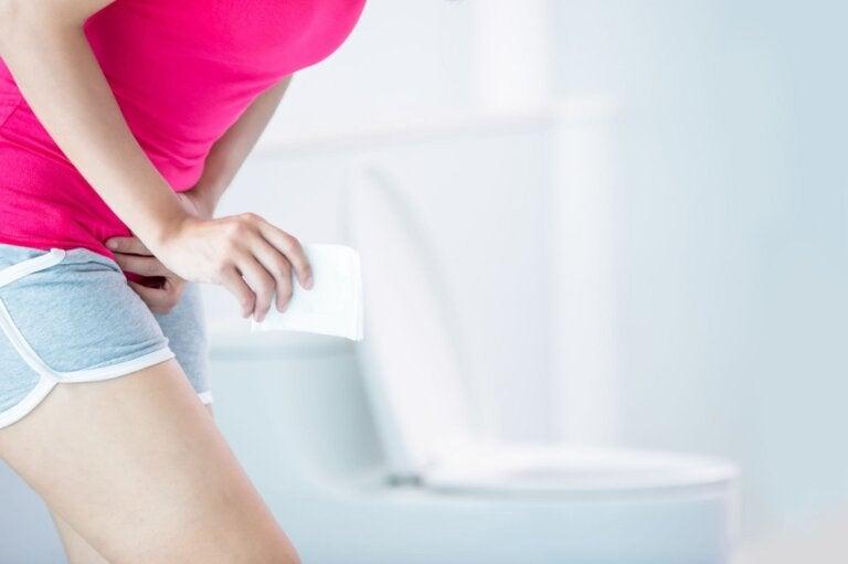 Alergia a las toallas femeninas: síntomas y tratamientos