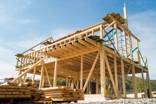 Casa de madera: ventajas y desventajas
