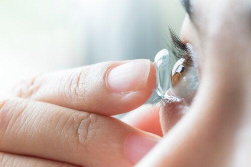 16 tipos de lentes de contacto