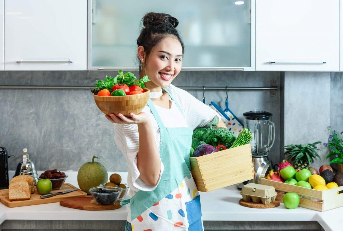 6 consejos para iniciar una alimentación basada en plantas