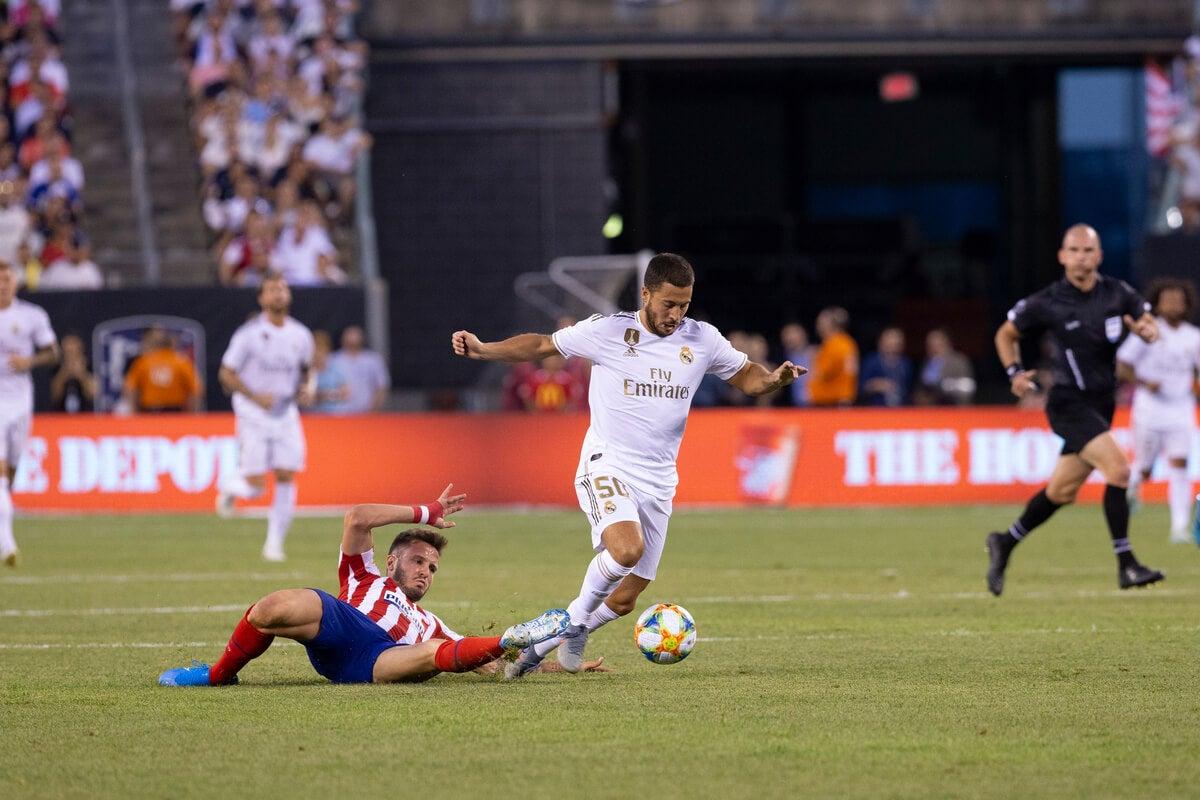 ¿Por qué Hazard se lesiona más en el Real Madrid que en el Chelsea?