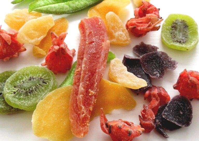 ¿Cómo deshidratar fruta en casa?