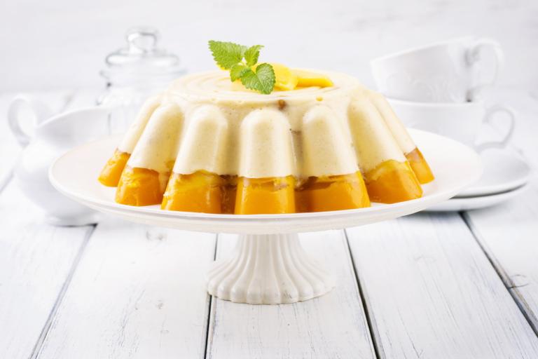 3 recetas de postres saludables con gelatina