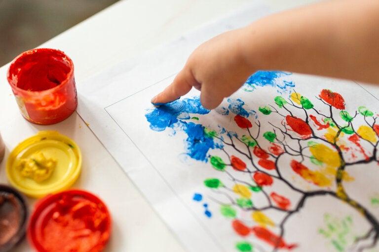 5 beneficios del arte para los niños