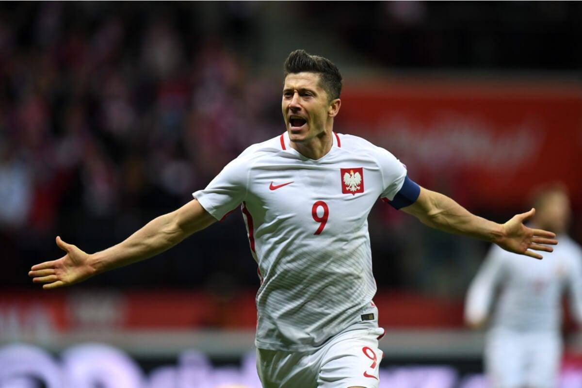 Lewandowski: la dieta que lo mantiene en el top 5 de mejores futbolistas del mundo