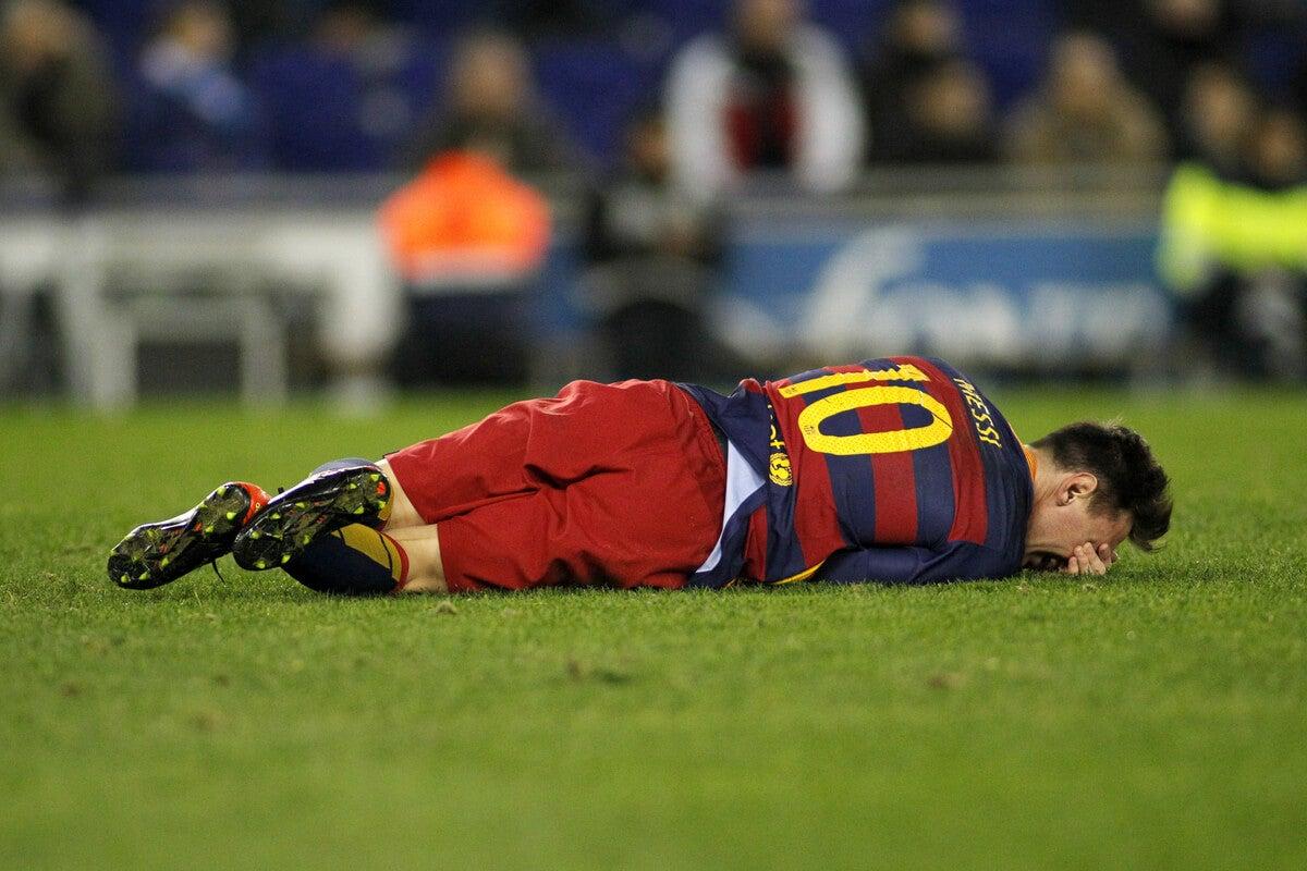 Lionel Messi: las 7 lesiones que determinaron su carrera