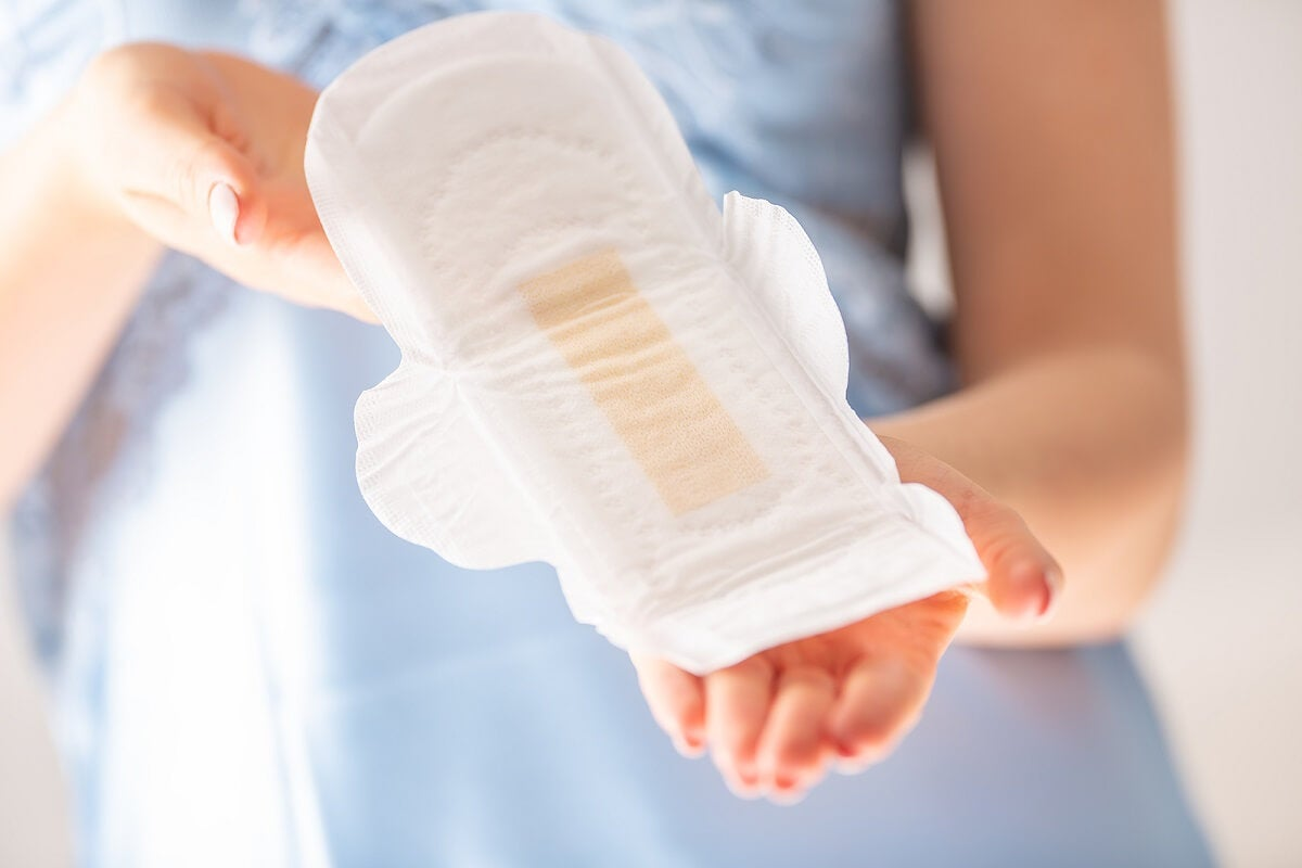 Tratamientos para la alergia a las toallas femeninas