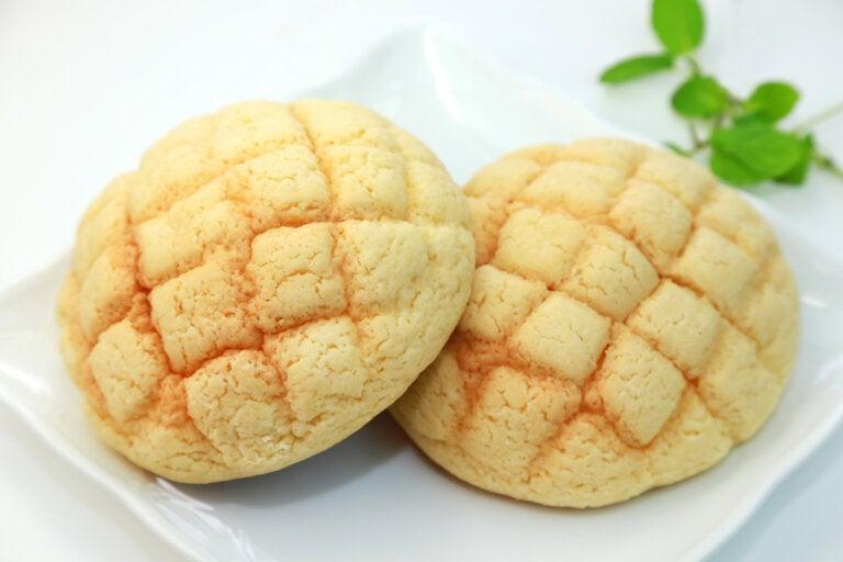 Pan de melón: receta paso a paso