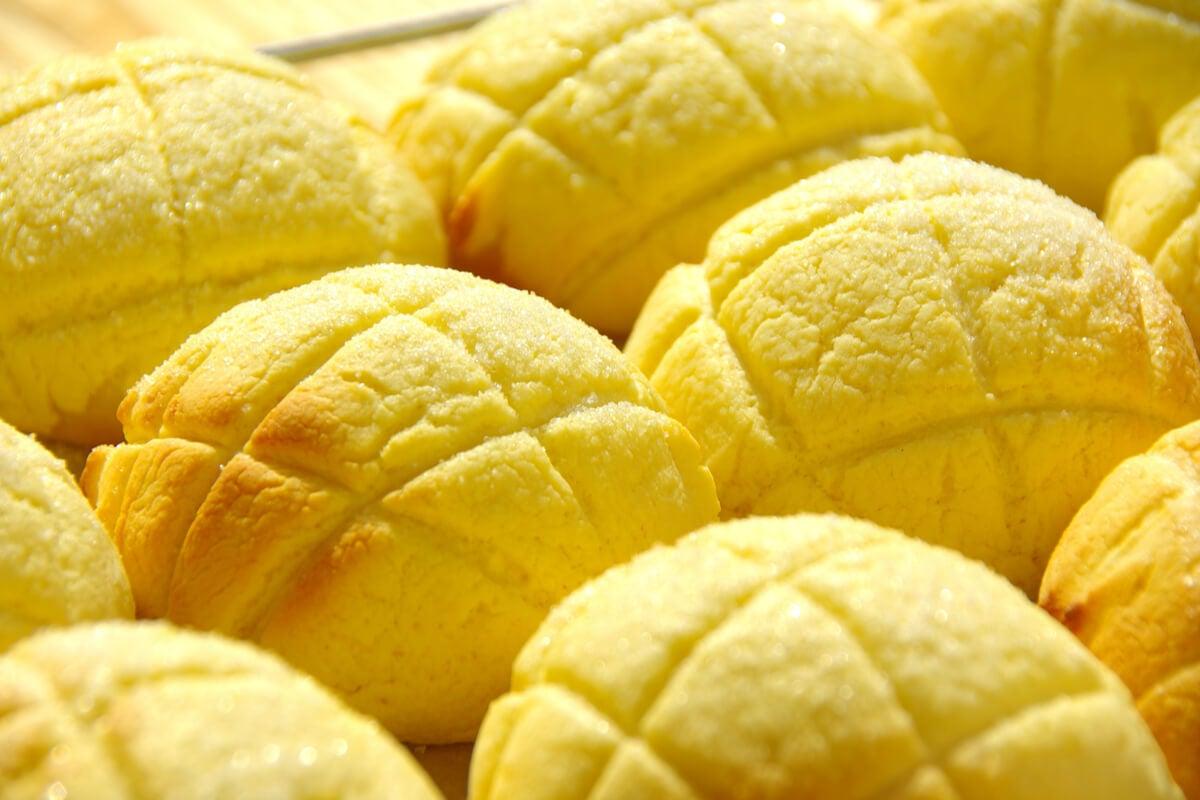 Panes de melón.