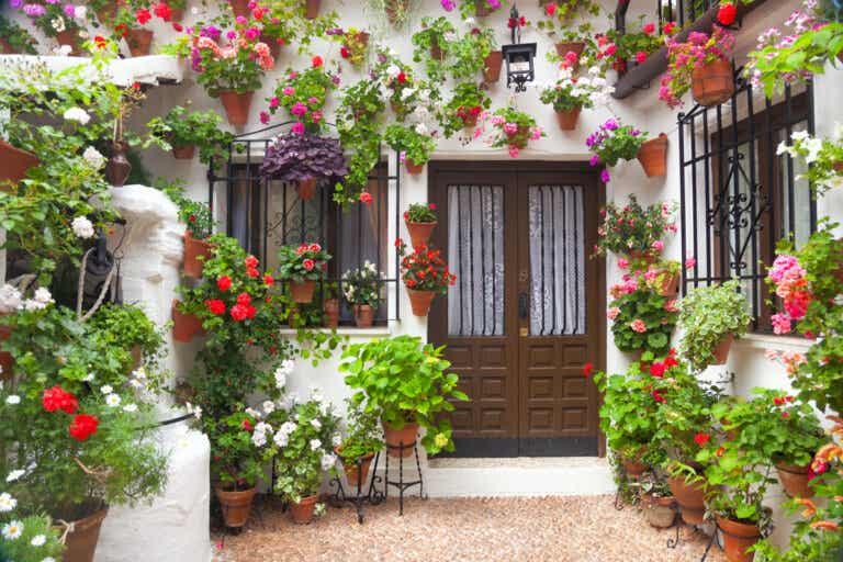 ¿Cómo decorar un patio con estilo andaluz?