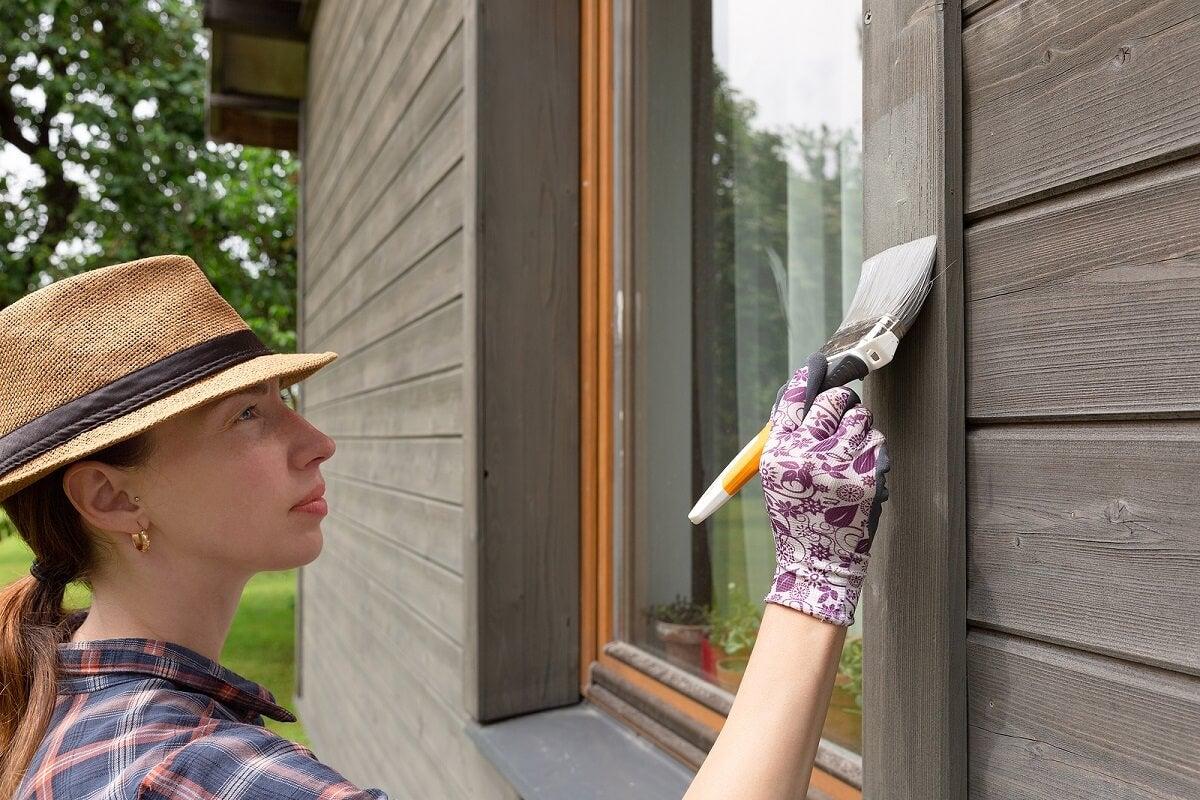 Pintura y pequeñas refacciones exteriores