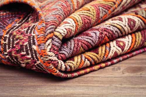 5 consejos para guardar las alfombras