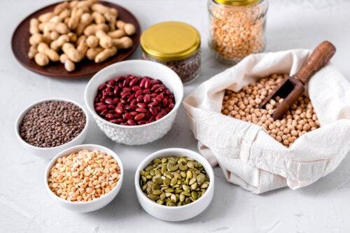 La proteína vegetal estaría ligada a una mayor longevidad, muestran estudios