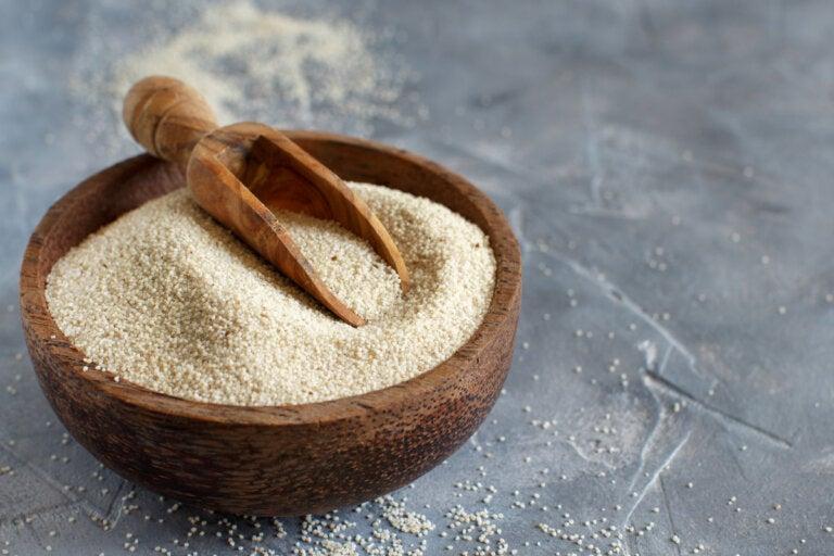 Cereal fonio: características, nutrición y preparación
