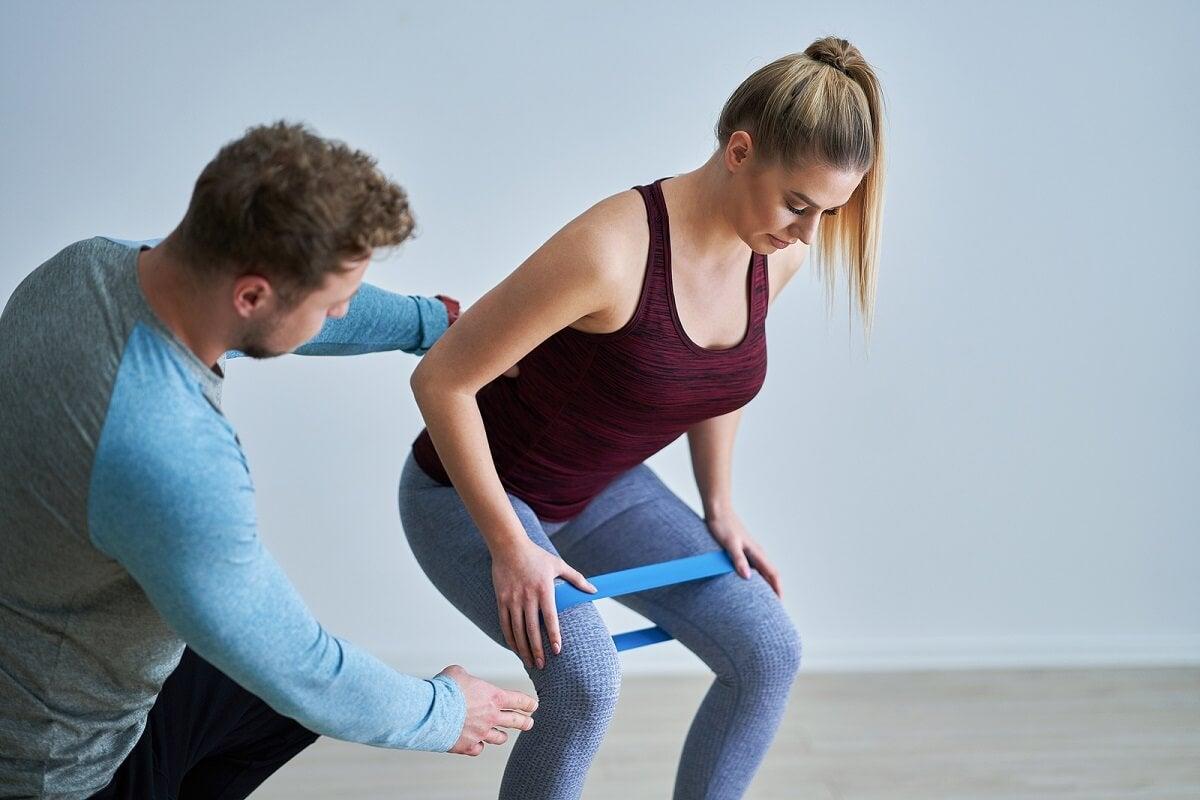 ¿Cómo se aplica el entrenamiento funcional correctivo?