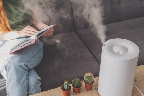 ¿Qué es un humidificador y para qué se usa?