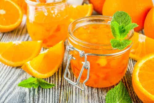 ¿Cómo preparar mermelada de naranja?