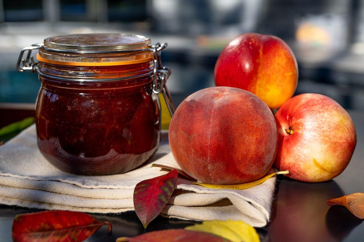 ¿Cómo preparar mermelada de nectarina?