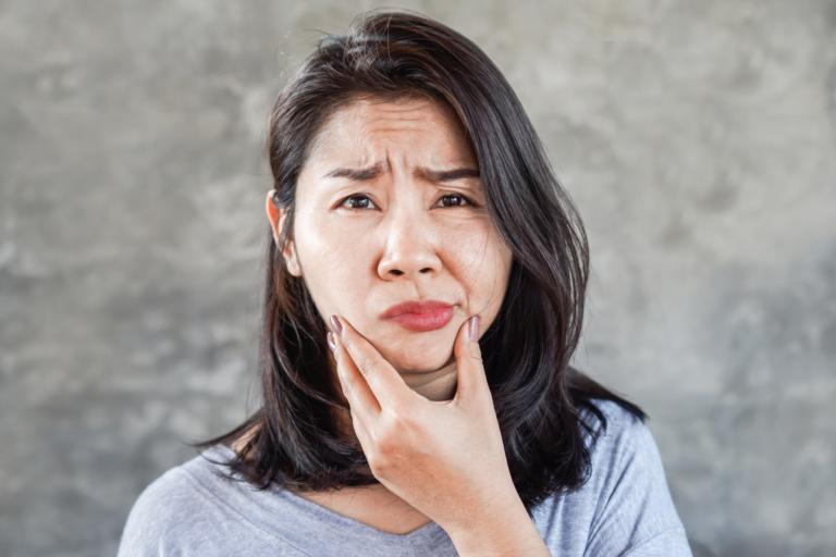 Alteraciones de los huesos maxilares