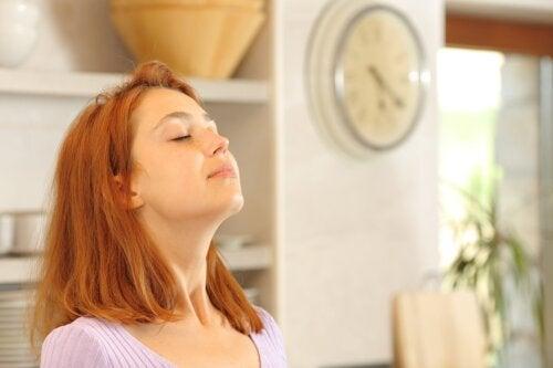¿En qué consiste la respiración clavicular?