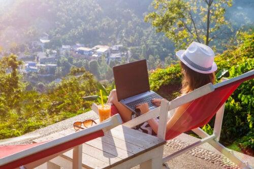 15 consejos para organizarte como nómada digital