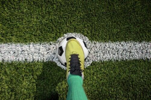 ¿Cómo elegir bien las botas de fútbol para evitar lesiones?