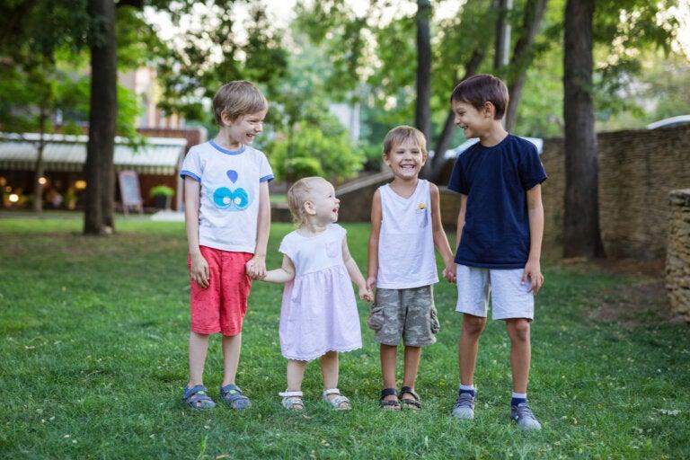 5 consejos para que tus hijos se lleven bien con sus primos