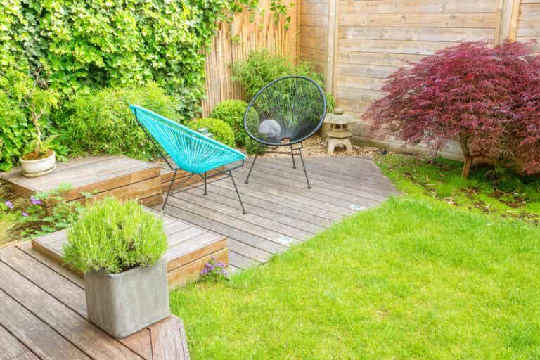 5 estilos de decoración para patios pequeños