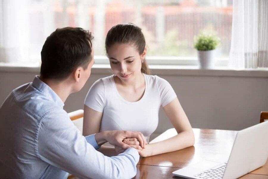 Apoio no casal como valor básico