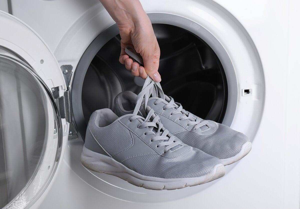 Espera que sequen por completo luego de lavarlas