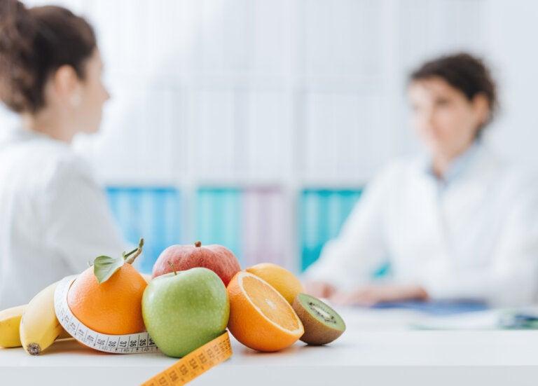 ¿Cuál es la diferencia entre dietista y nutricionista?