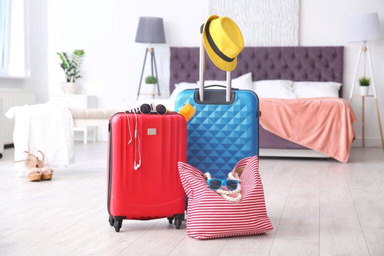 5 tipos de maletas de viaje y consejos para elegir