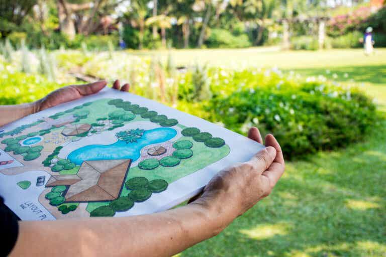 14 consejos profesionales para el diseño de tu jardín