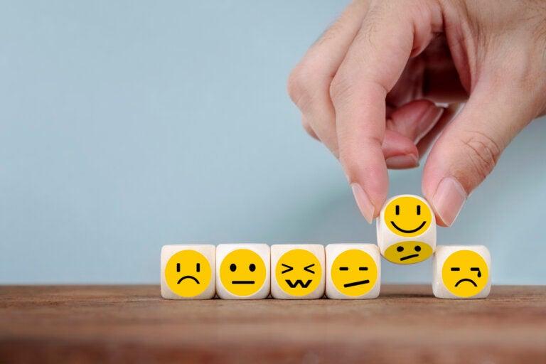 ¿Cuáles son las emociones secundarias?