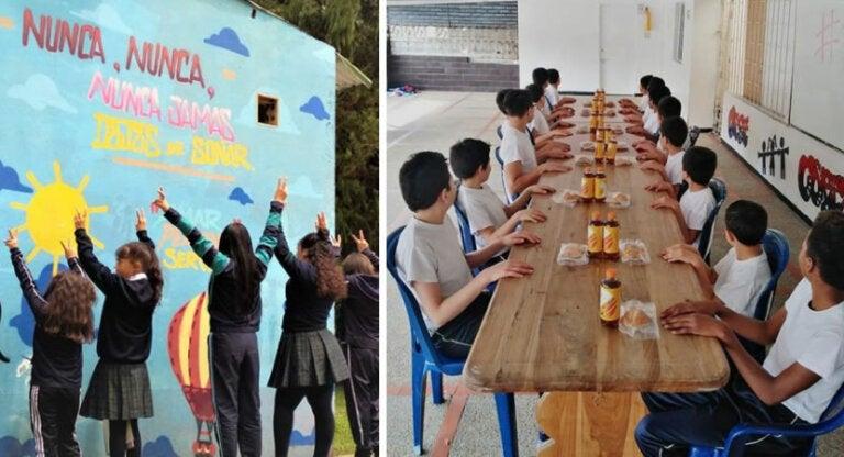 Fundação 'Niños de los Andes'