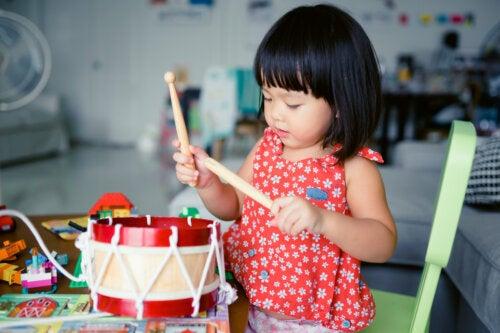 7 beneficios que tiene la música en los niños
