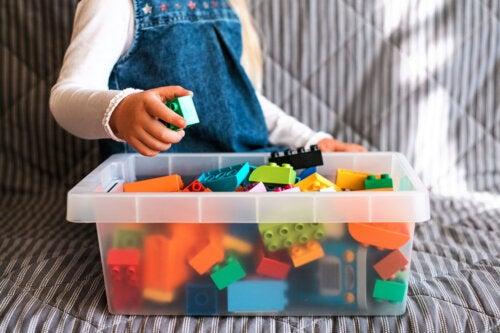Juguetes de plástico tienen sustancias químicas potencialmente dañinas, según un estudio