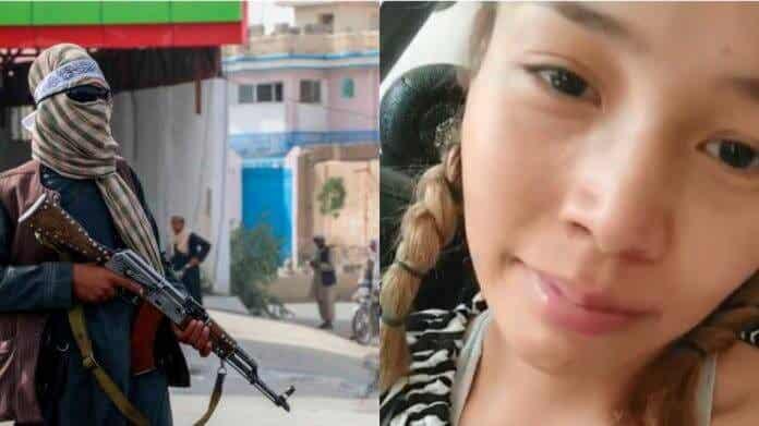 """Le da la vuelta al mundo el vídeo de una niña afgana: """"moriremos lentamente"""""""
