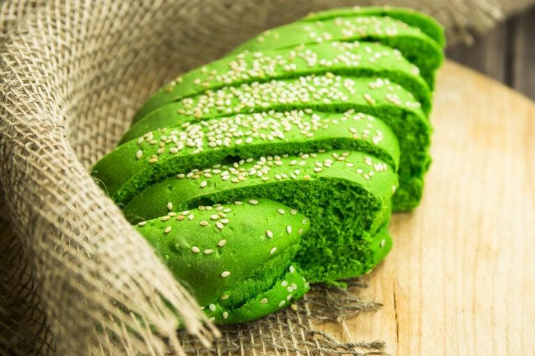 ¿Cómo preparar pan de brócoli?