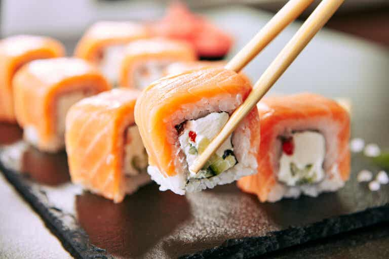 ¿Es saludable comer sushi?